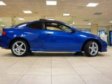 2006 Vivid Blue Pearl Acura RSX Type S Sports Coupe #56087843