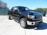 2011 Ebony Black Ford F150 XLT SuperCrew 4x4 #56087129