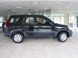 2006 Nighthawk Black Pearl Honda CR-V LX 4WD #56087820