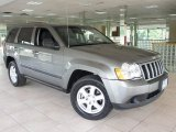 2008 Mineral Gray Metallic Jeep Grand Cherokee Laredo 4x4 #56087810