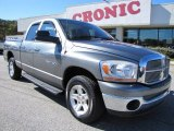 2006 Mineral Gray Metallic Dodge Ram 1500 SLT Quad Cab #56087108
