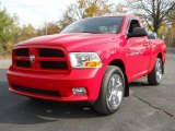 2011 Dodge Ram 1500 Express Regular Cab 4x4 Data, Info and Specs