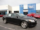 2012 Black Granite Metallic Chevrolet Malibu LT #56087070