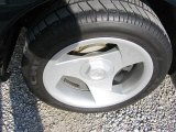 Dodge Viper 1995 Wheels and Tires