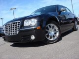2008 Brilliant Black Crystal Pearl Chrysler 300 C HEMI #56087036