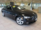 2009 Jet Black BMW 3 Series 328i Coupe #56087751