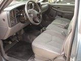 2006 Chevrolet Silverado 1500 Work Truck Regular Cab Medium Gray Interior