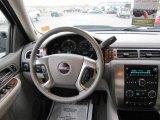2007 GMC Sierra 2500HD SLT Crew Cab 4x4 Dashboard