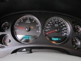 2007 GMC Sierra 2500HD SLT Crew Cab 4x4 Gauges