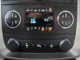 2007 GMC Sierra 2500HD SLT Crew Cab 4x4 Controls
