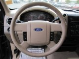 2005 Ford F150 XLT SuperCab 4x4 Steering Wheel