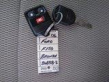 2005 Ford F150 XLT SuperCab 4x4 Keys