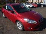 2012 Red Candy Metallic Ford Focus SE 5-Door #56086988
