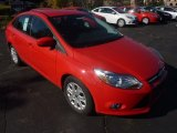 2012 Race Red Ford Focus SE Sedan #56086987