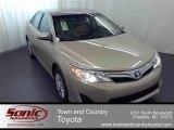 2012 Sandy Beach Metallic Toyota Camry LE #56087368