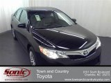 2012 Attitude Black Metallic Toyota Camry LE #56087365