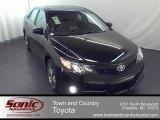 2012 Attitude Black Metallic Toyota Camry SE V6 #56087362