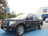 2011 Ebony Black Ford F150 FX2 SuperCrew #56086952