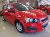 2012 Chevrolet Sonic LT Hatch Data, Info and Specs