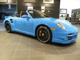 2012 Porsche 911 Paint to Sample Bright Blue