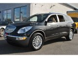 2008 Carbon Black Metallic Buick Enclave CXL #56086904