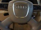 Audi A4 2008 Badges and Logos