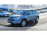 2011 Glacier Blue Metallic Honda CR-V EX 4WD #56087275