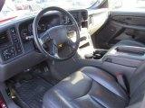 2006 Chevrolet Silverado 1500 Z71 Crew Cab 4x4 Medium Gray Interior