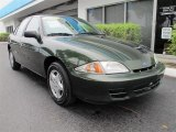 2001 Chevrolet Cavalier Sedan Data, Info and Specs