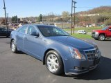 2009 Blue Diamond Tri-Coat Cadillac CTS 4 AWD Sedan #56087569