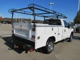 2007 Ford F250 Super Duty XLT Regular Cab 4x4 Utility Data, Info and Specs