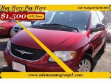 2003 Inferno Red Pearl Chrysler Town & Country EX #56087236