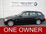 2006 Jet Black BMW 3 Series 325xi Wagon #56087235