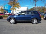 2009 Royal Blue Pearl Honda CR-V EX 4WD #56087539