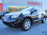 2012 Super Black Nissan Rogue S Special Edition #56087204