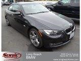 2009 Jet Black BMW 3 Series 335i Coupe #56087174