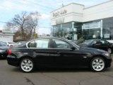 2006 Jet Black BMW 3 Series 330xi Sedan #5598186