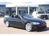 2012 Black Sapphire Metallic BMW 3 Series 328i Convertible #56156455
