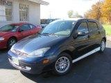2003 Twilight Blue Metallic Ford Focus ZX5 Hatchback #56156603