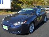 2008 Regatta Blue Hyundai Tiburon GT #56156598