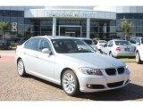 2011 Titanium Silver Metallic BMW 3 Series 328i Sedan #56156440