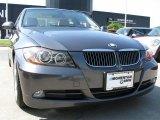 2006 Sparkling Graphite Metallic BMW 3 Series 330i Sedan #5612410