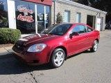 2007 Sport Red Tint Coat Chevrolet Cobalt LT Coupe #56156430