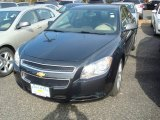 2012 Black Granite Metallic Chevrolet Malibu LS #56156225