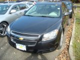 2012 Black Granite Metallic Chevrolet Malibu LS #56156205