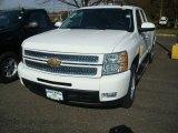 2012 Summit White Chevrolet Silverado 1500 LTZ Extended Cab #56156204