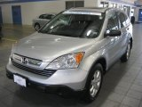 2009 Alabaster Silver Metallic Honda CR-V EX 4WD #56156533