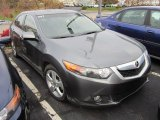 2010 Polished Metal Metallic Acura TSX Sedan #56156156