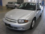 2003 Ultra Silver Metallic Chevrolet Cavalier Sedan #56156531