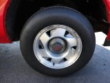 GMC Sonoma 2000 Wheels and Tires